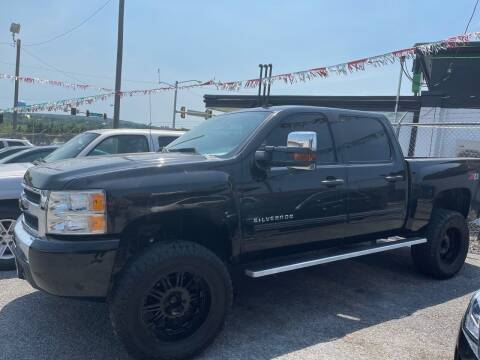 2010 Chevrolet Silverado 1500 for sale at E-Z Pay Used Cars in McAlester OK