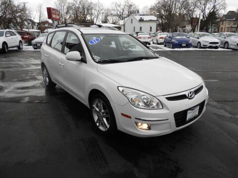 2012 Hyundai Elantra Touring for sale at Grant Park Auto Sales in Rockford IL