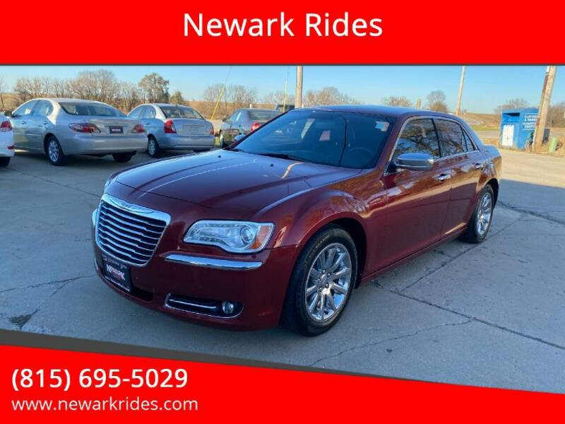 2012 Chrysler 300 for sale at Newark Rides in Newark IL