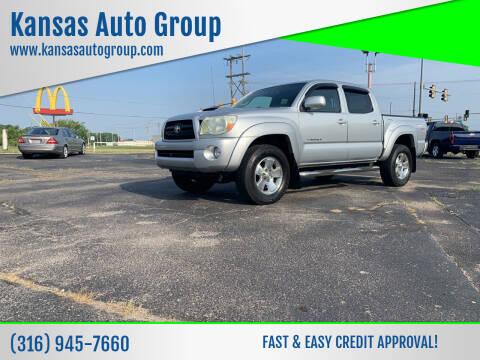2006 Toyota Tacoma for sale at Kansas Auto Group in Wichita KS