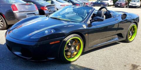 2007 Ferrari F430 for sale at High Line Auto Sales of Salem in Salem NH