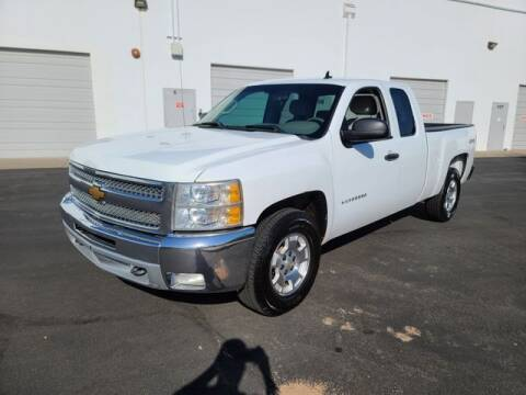 2012 Chevrolet Silverado 1500 for sale at NEW UNION FLEET SERVICES LLC in Goodyear AZ