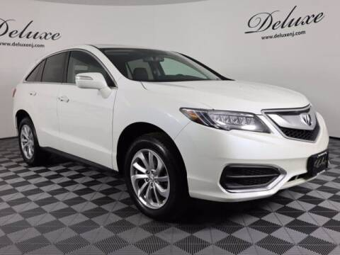 2018 Acura RDX for sale at DeluxeNJ.com in Linden NJ