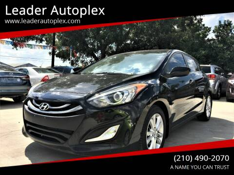 2013 Hyundai Elantra GT for sale at Leader Autoplex in San Antonio TX