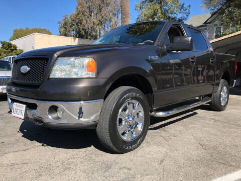2006 Ford F-150 for sale at Martinez Truck and Auto Sales in Martinez CA