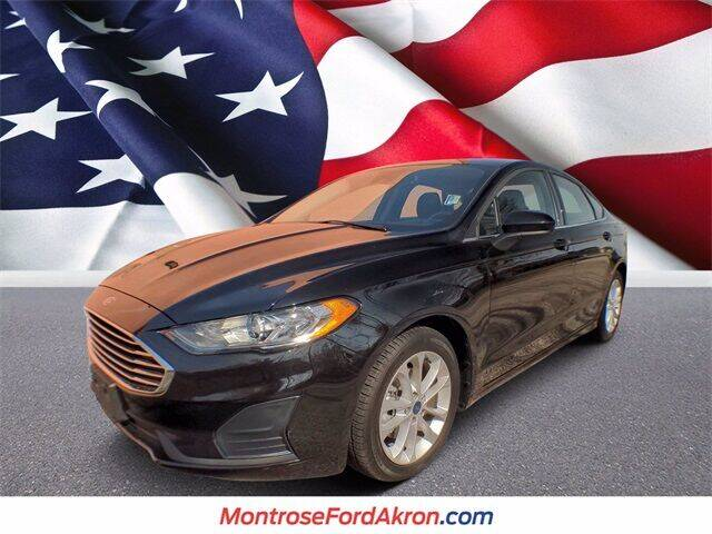 2020 Ford Fusion Hybrid for sale in Akron, OH