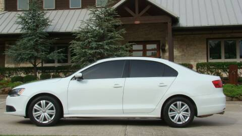 2014 Volkswagen Jetta for sale at Red Rock Auto LLC in Oklahoma City OK