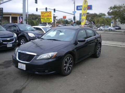 2014 Chrysler 200 for sale at AUTO SELLERS INC in San Diego CA