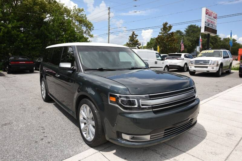 2015 Ford Flex for sale at Grant Car Concepts in Orlando FL