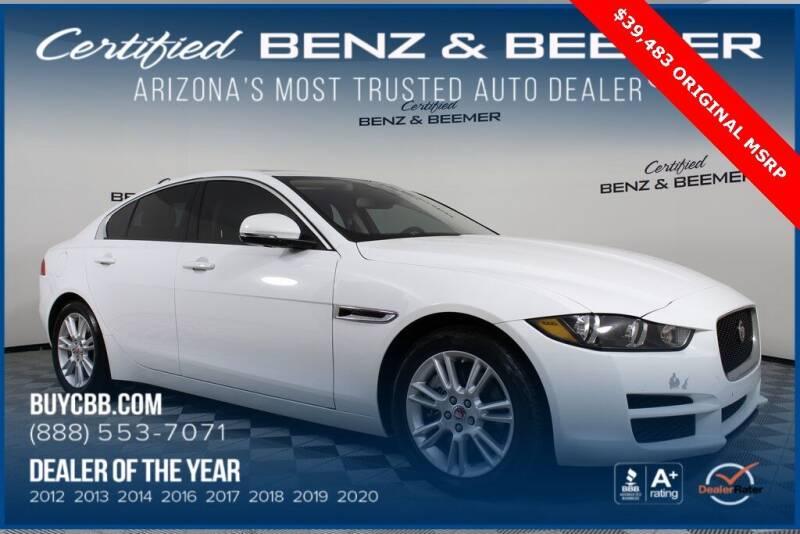 2017 Jaguar XE for sale in Scottsdale, AZ