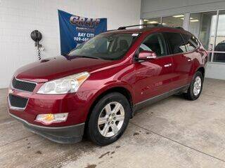 2010 Chevrolet Traverse for sale at GRAFF CHEVROLET BAY CITY in Bay City MI