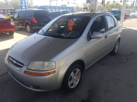 2005 Chevrolet Aveo for sale at Springfield Select Autos in Springfield IL