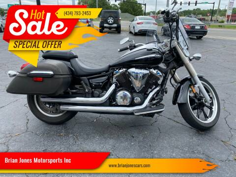 2010 Yamaha V-Star for sale at Brian Jones Motorsports Inc in Danville VA