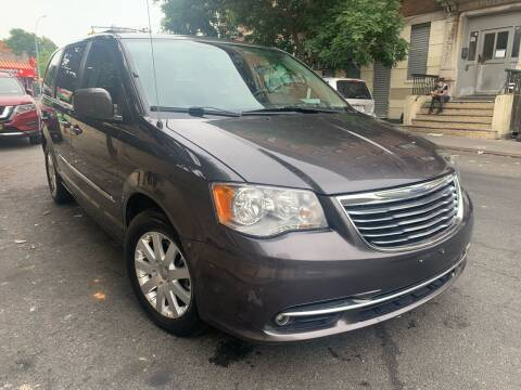 2015 Chrysler Town and Country for sale at Gallery Auto Sales in Bronx NY