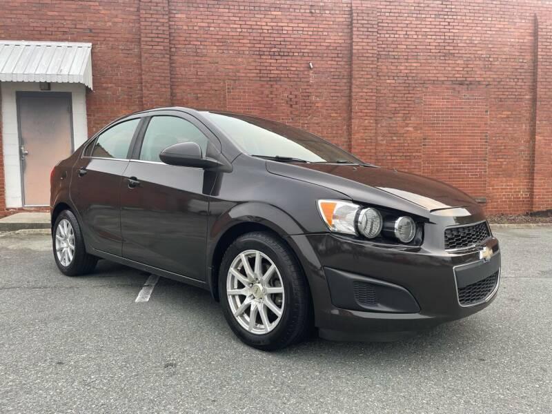 2013 Chevrolet Sonic for sale at Pristine AutoPlex in Burlington NC
