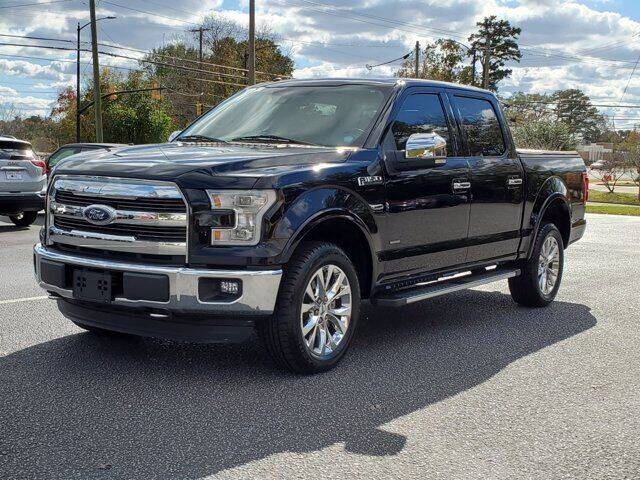 2016 Ford F-150 for sale at Gentry & Ware Motor Co. in Opelika AL