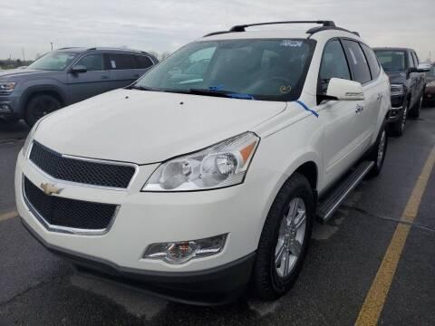 2011 Chevrolet Traverse for sale at C & M Auto Sales in Detroit MI