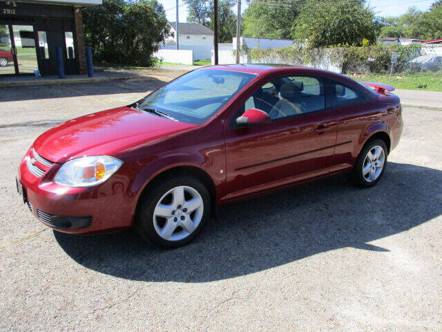 2007 Chevrolet Cobalt for sale at Taylors Auto Sales in Canton OH