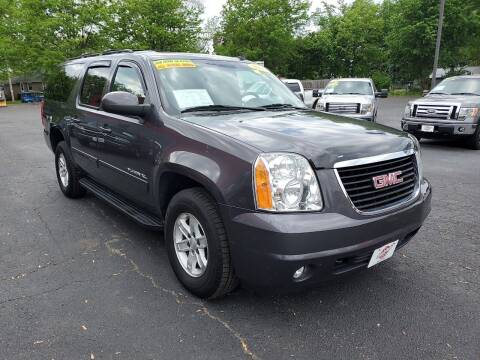 2010 GMC Yukon XL for sale at Stach Auto in Janesville WI