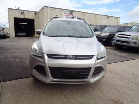 2013 Ford Escape for sale at ACH AutoHaus in Dallas TX