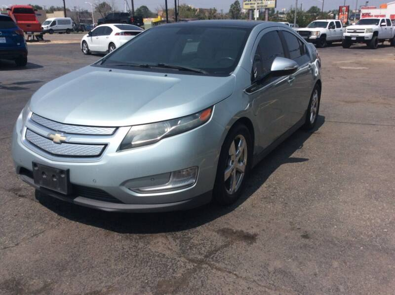 2012 Chevrolet Volt for sale at Five Stars Auto Sales in Denver CO