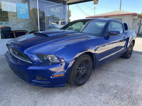 2014 Ford Mustang for sale at Pary's Auto Sales in Garland TX