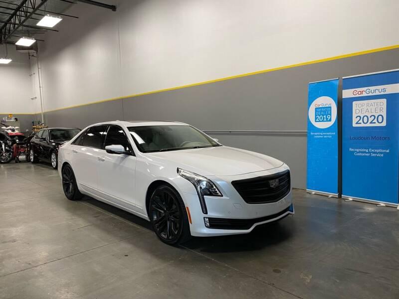 2016 Cadillac CT6 for sale at Loudoun Motors in Sterling VA