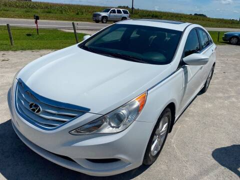 2011 Hyundai Sonata for sale at Southtown Auto Sales in Whiteville NC