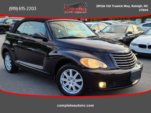 2006 Chrysler PT Cruiser for sale at Complete Auto Center , Inc in Raleigh NC