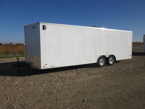 2019 MTI 8.5' x 24' for sale at Nore's Auto & Trailer Sales - Enclosed Trailers in Kenmare ND