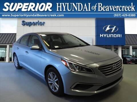 2017 Hyundai Sonata for sale at Superior Hyundai of Beaver Creek in Beavercreek OH