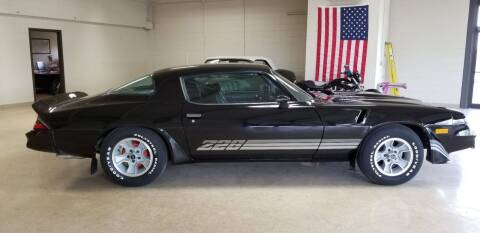 1981 Chevrolet Camaro for sale at 920 Automotive in Watertown WI
