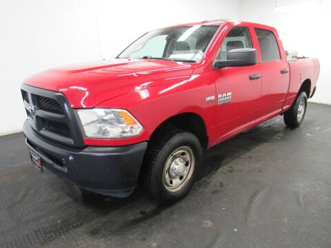 2017 RAM Ram Pickup 2500 for sale at Automotive Connection in Fairfield OH