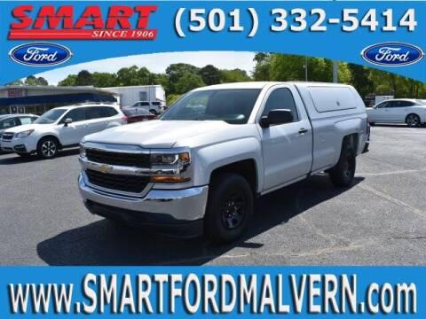 2018 Chevrolet Silverado 1500 for sale at Smart Auto Sales of Benton in Benton AR