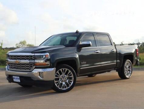 2018 Chevrolet Silverado 1500 for sale at BIG STAR HYUNDAI in Houston TX