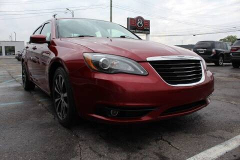 2014 Chrysler 200 for sale at B & B Car Co Inc. in Clinton Township MI
