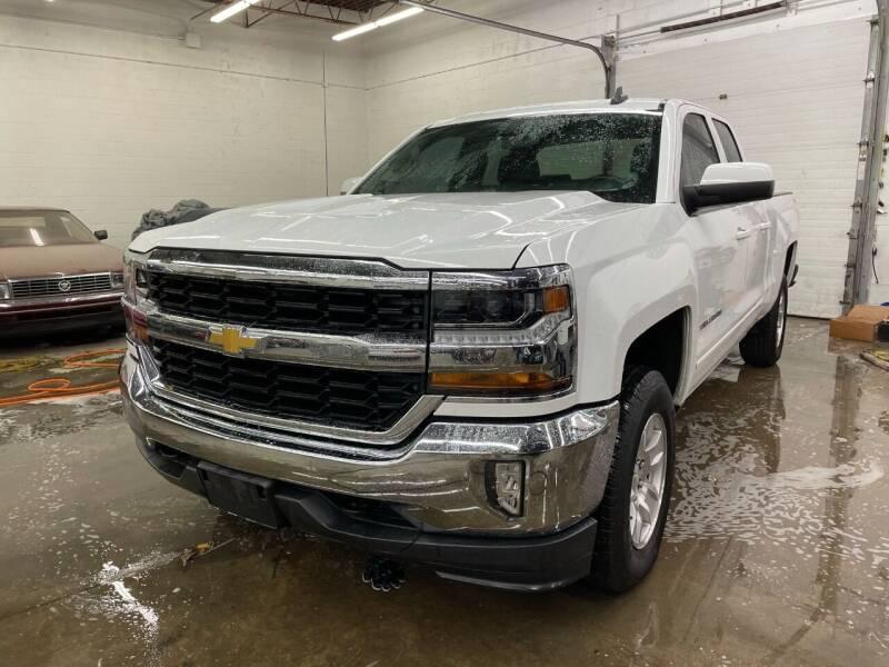2016 Chevrolet Silverado 1500 for sale at Velocity Motors in Newton MA