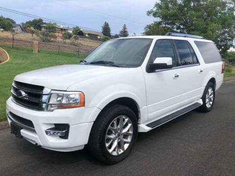 2017 Ford Expedition EL for sale at Truck & Van Country in Shingle Springs CA