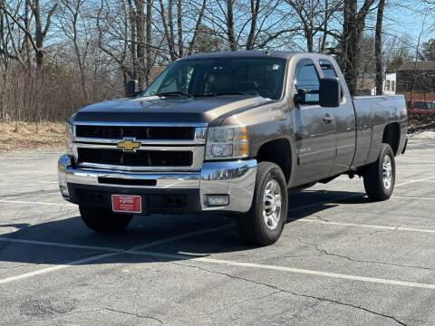 2008 Chevrolet Silverado 3500HD for sale at Hillcrest Motors in Derry NH