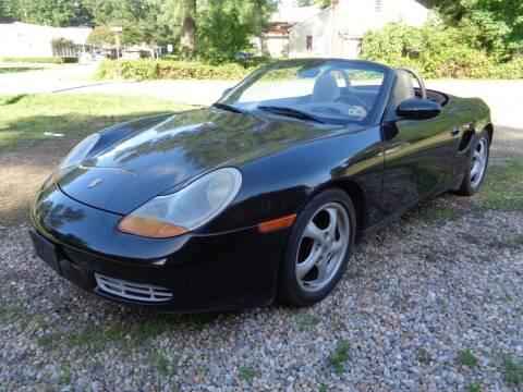 1997 Porsche Boxster for sale at Liberty Motors in Chesapeake VA