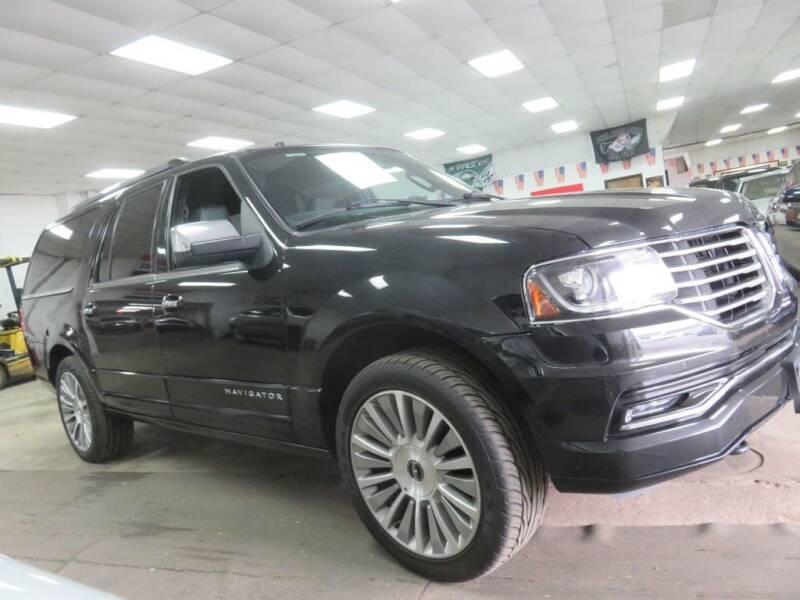 2015 Lincoln Navigator L for sale at US Auto in Pennsauken NJ