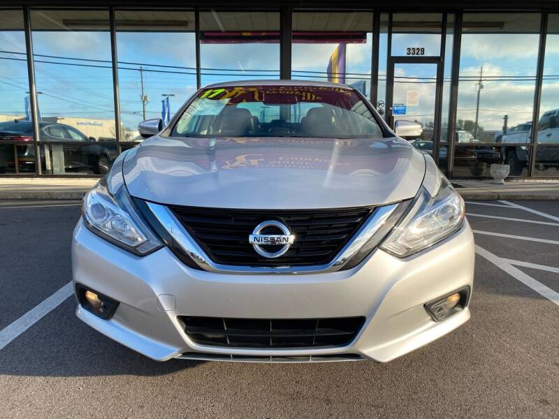 2017 Nissan Altima for sale at East Carolina Auto Exchange in Greenville NC