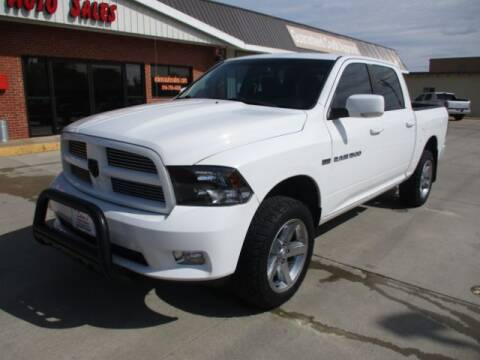 2011 RAM Ram Pickup 1500 for sale at Eden's Auto Sales in Valley Center KS