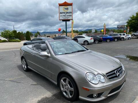 2006 Mercedes-Benz CLK for sale at TDI AUTO SALES in Boise ID