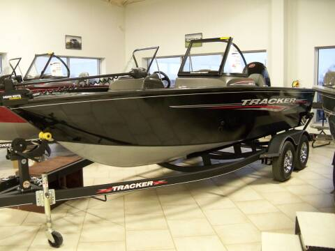 2021 Tracker PROGUIDE 175 WT for sale at Tyndall Motors in Tyndall SD