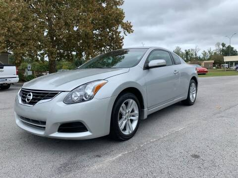 2013 Nissan Altima for sale at IH Auto Sales in Jacksonville NC