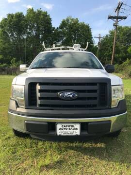 2011 Ford F-150 for sale at CAPITOL AUTO SALES LLC in Baton Rouge LA
