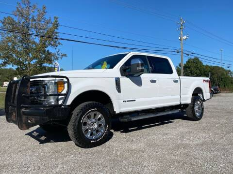 2017 Ford F-250 Super Duty for sale at 216 Auto Sales in Mc Calla AL