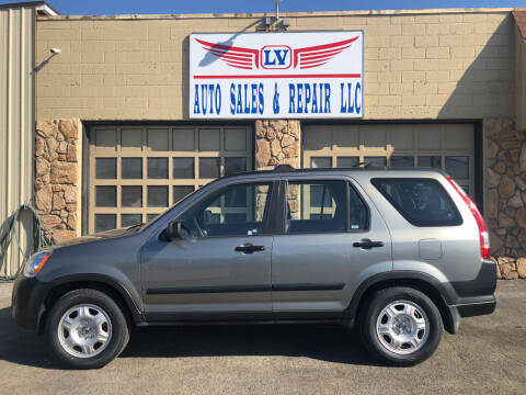 2006 Honda CR-V for sale at LV Auto Sales & Repair, LLC in Yakima WA