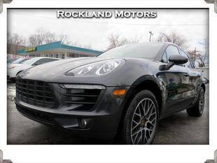 2018 Porsche Macan for sale at Rockland Automall - Rockland Motors in West Nyack NY